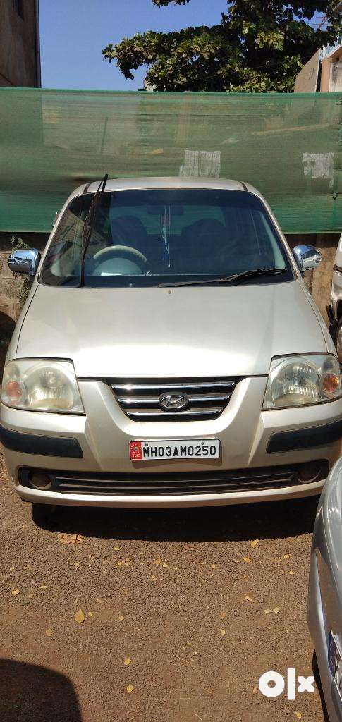 Hyundai Santro, 2007, Petrol 0