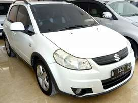Suzuki SX4 X over 2009 Manual KREDIT pajak panjang