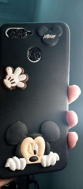 Oppo a12 cover