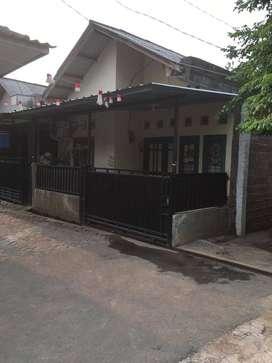 Jual rumah di kampung lio, pondok aren, tangerang selatan