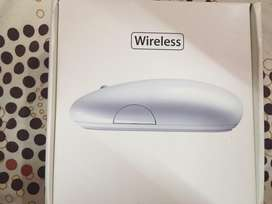 Apple wireless mighty mouse