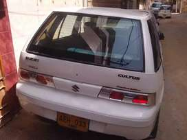 Suzuki cultus vxl 2002 model just like 2013 model