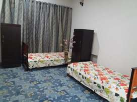 2/3/4 seater rooms available in F6/1 girls hostel