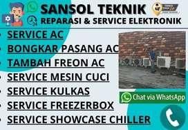 SERVICE AC PASANG AC SERVICE KULKAS MESIN CUCI MANTUP LAMONGAN