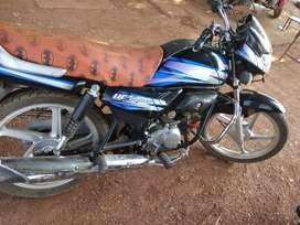 Old bike sale 70% new condition