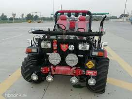 Jainish Modified Hunter Jeeps ready on order from punjab all delivery