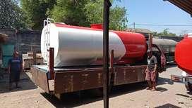 Tangki besi truk 8000 liter