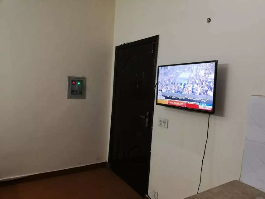 Full furnished flat available for rent in johar TOWN LAHORE 0