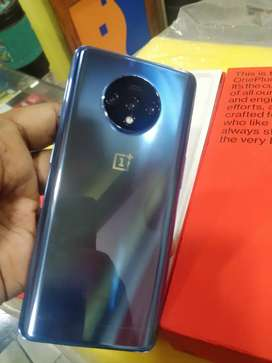 OnePlus 7T 6/128 blue 45days used brand new