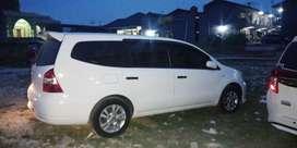 Nissan Livina 1.5 SV Tahun 2012