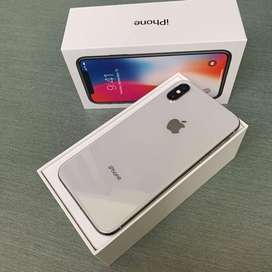 iPhone x all modal available with bill and warranty