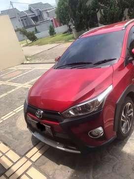 Toyota Yaris Heykers 2017