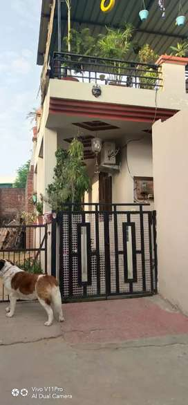 160 sq yrd house in jagdamba colony Naya kheda ambabari