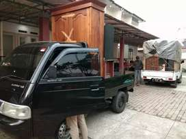 Sewa mobil pickup jasa pindahan losbak mobil bak antar kirim barang
