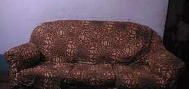 Large size sofa