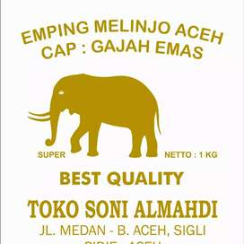 Emping Melinjo Aceh