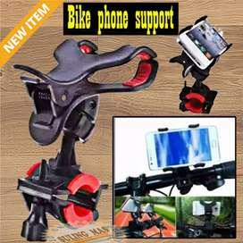 Hoder Ponsel Di Sepeda (Bike Phone Support)