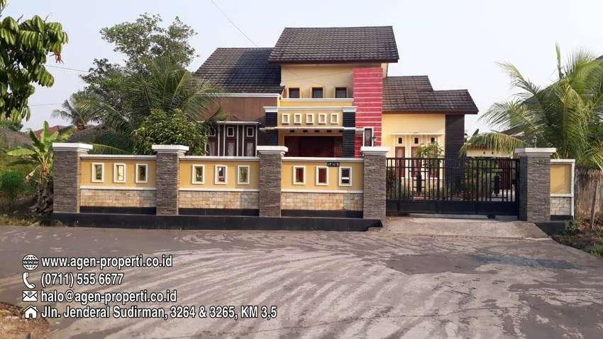 Dijual Rumah di Perumahan Atlit Top Type 100, Jln Cheng Ho Jakabaring 0