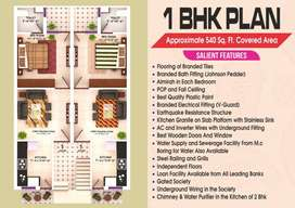 1Bhk   flat for sale   Affordable price  Mohali   lowest price  