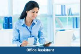 Urgent Hiring For Office Assistant