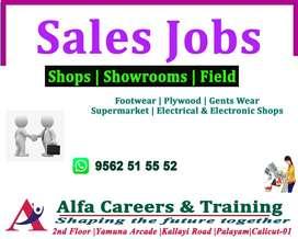 SALES JOBS IN CALICUT