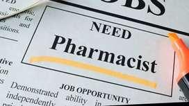 I need a pharmacist