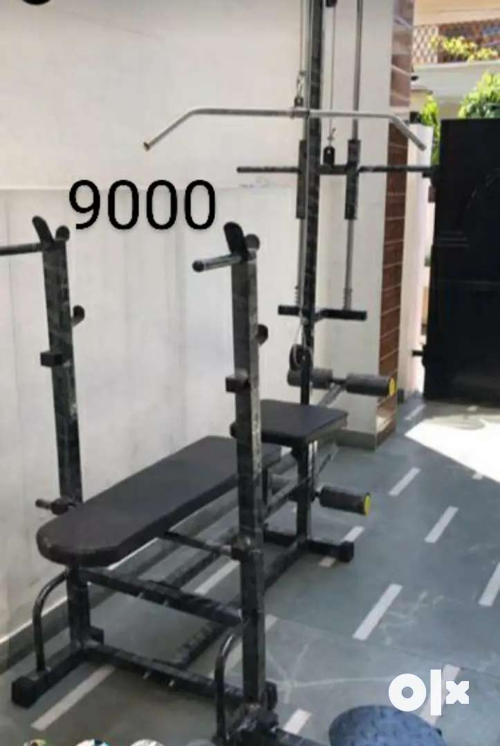 Heavy duty Gym benches 0