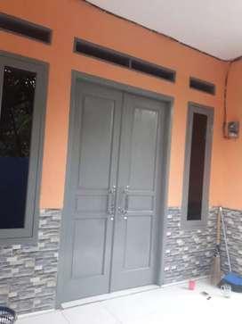 Rumah Di Daerah Kampung kekupu Depok baru