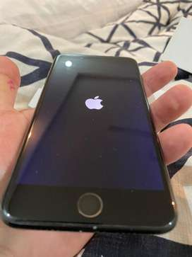 Iphone 7 plus used mint condition