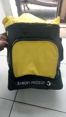 Cooler bag sanofi pasteur