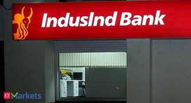 INDUSLND BANK INDIA PRIVATE LIMITED,;; REQUIREMENTS ARE AVALIABLE