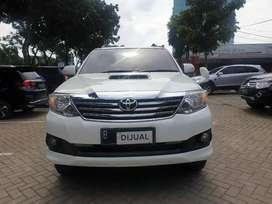 Toyota Fortuner G Matic VNT Diesel 2014
