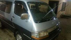 Hiace super custom