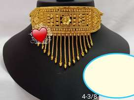 Gold plated Jewelery set