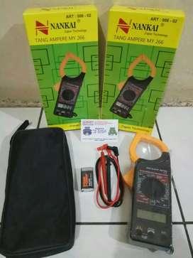 Digital Clamp meter / Tang ampere Digital NAKAI MY-266