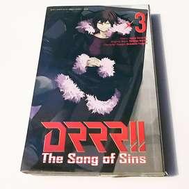 Komik Drrr! The Song Of Sin 1-3 Tamat