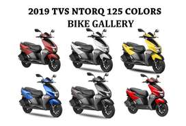 ALL NEW TVS NTORQ 125 CBS