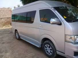 Toyota high roof model for sale in 1st