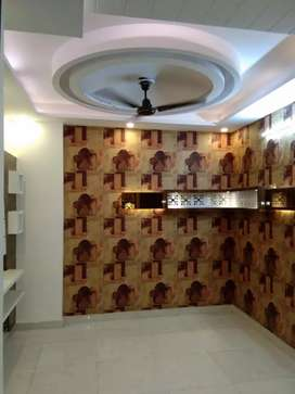 2 bhk flat with lift with bike parking 90 % loan with pm awas yojna