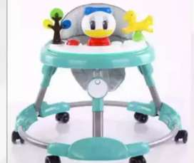 Baby Walker Imported with Music and lights