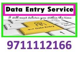OFFLINE/Online Data Entry Job Part Time WORK ON MS.WORD