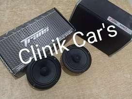Audio mobil speaker trans coaxcial di lengkapi subwoofer cello  ^_^