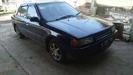 Mazda 323 interplay 91