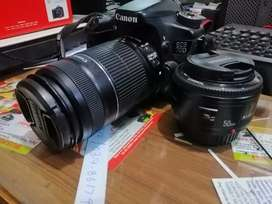 Dslr canon 70D available for rent