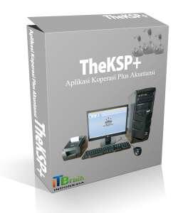 Aplikasi Terbaik KSP Plus Akuntansi Versi Lisensi