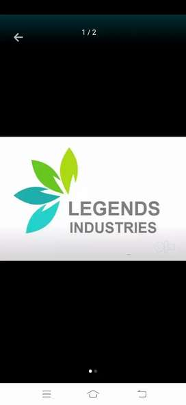 Sales executive required for LEGENDS INDUSTRIES