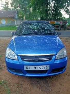 Tata Indica V2 DLG BS-III, 2007, Diesel