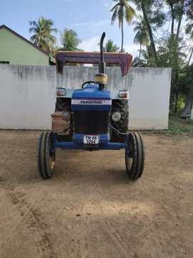 Farmtrac 60 at very good  condition.. Call me for low price