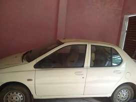 Tata indigo ecs good condition well maintenenc one hand car