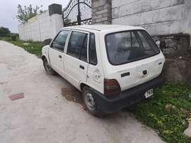 Maruti Suzuki 800 2000 model